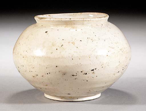 A Korean globular jar Choson D