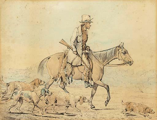 Henry Thomas Alken (1785-1851)