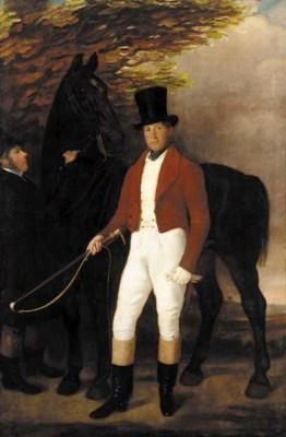Circle of Sir Francis Grant, P