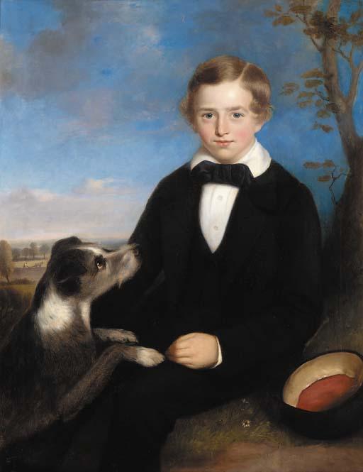 Bennett Hubbard (Fl.1839-1864)