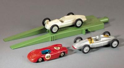 Mercury Racing Cars