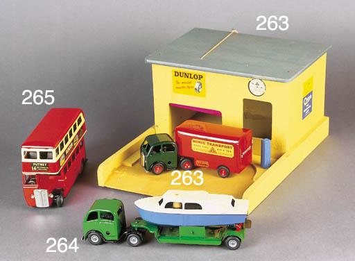 Triang Minic Short Bonnet Lorries