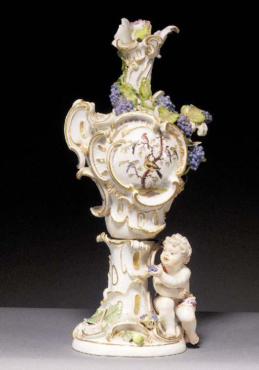 A Ludwigsburg vase