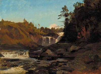 Alexandre Calame (French, 1810