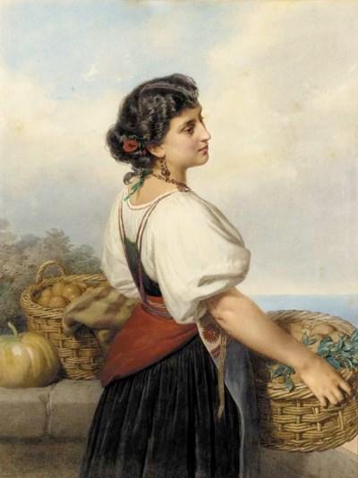 Moritz Conradi (Italian, 19th