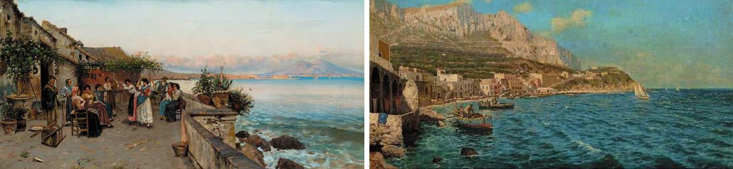 C. Giardiello (Italian, 19th Century)