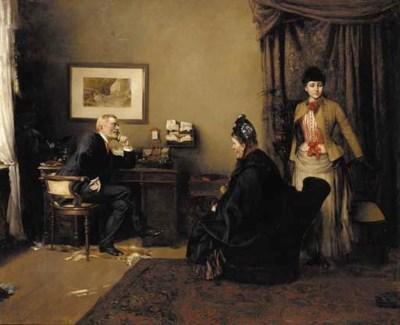 Hans Looschen (German, 1859-19