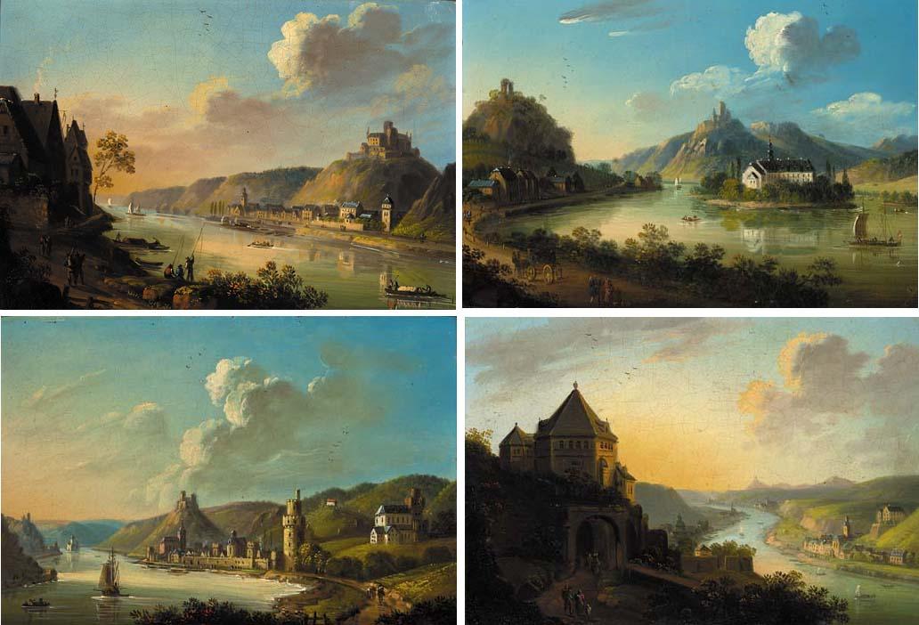 Jakob Diezler (German, 1789-1855)