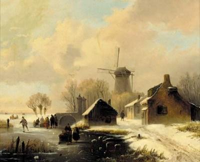 Alexis de Leeuw (Belgian, fl.1