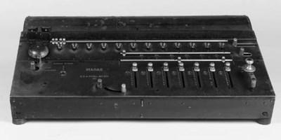 A Madas calculator,
