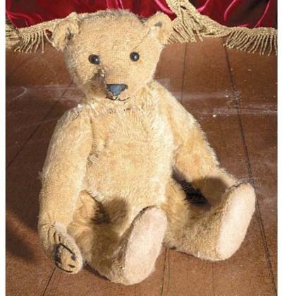 'Alfie', a Steiff teddy bear