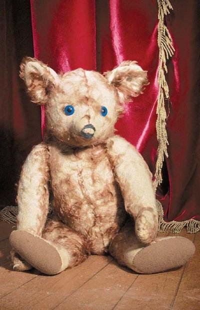 A Steiff Petsy teddy bear