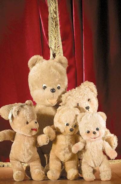 Schuco bigo-bello bears