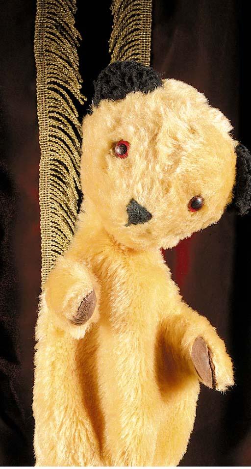 A Sooty Glove Puppet