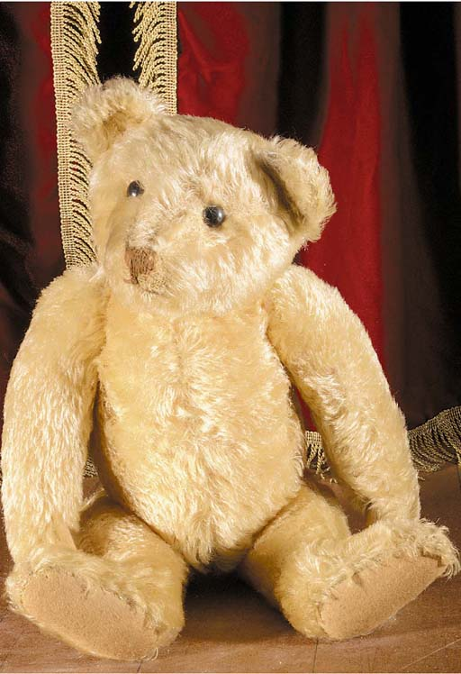 A fine Crämer Series 2. teddy bear