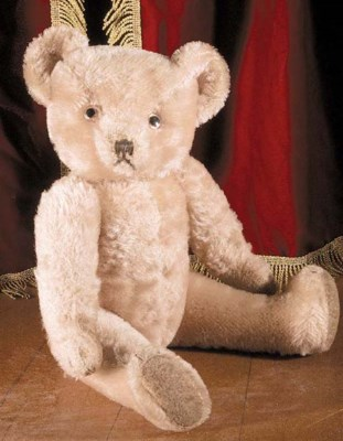 A Fadap teddy bear