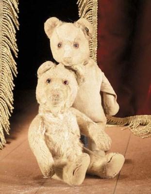 A Steiff teddy baby