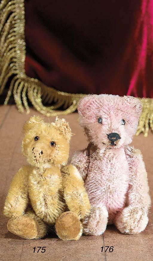 A Schuco Teddy Bear Perfume bottle