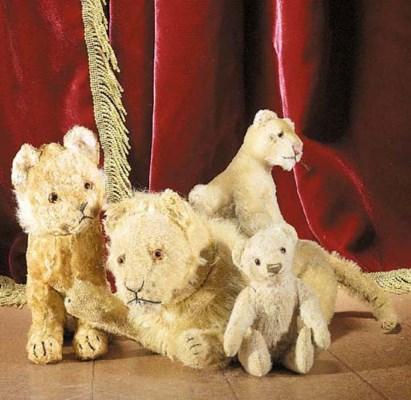 Uncle Leo's Lions