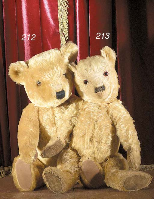 A Chiltern teddy bear