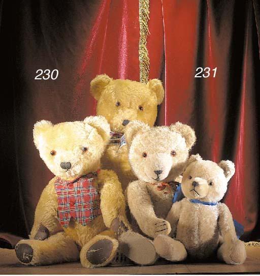 A Chiltern Hugmee teddy bear
