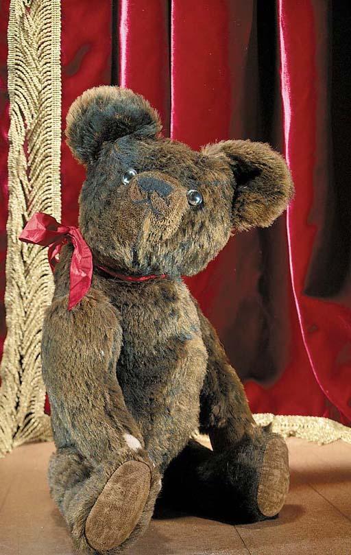 An early Knickerbocker teddy b