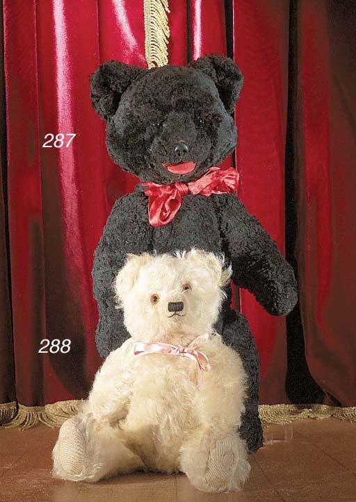 An unusual Russian teddy bear