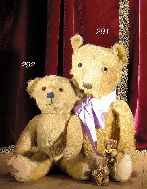 A Dean's Rag Book teddy bear