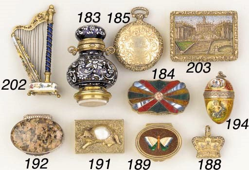 A William IV silver-gilt vinai