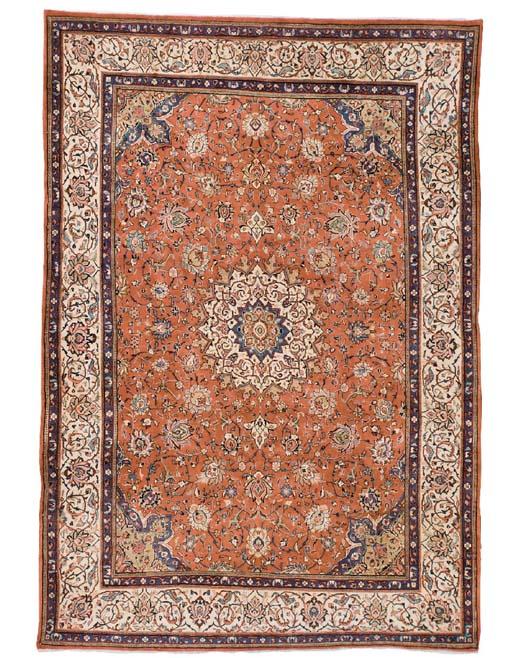 A fine Sarouk carpet, Central Persia