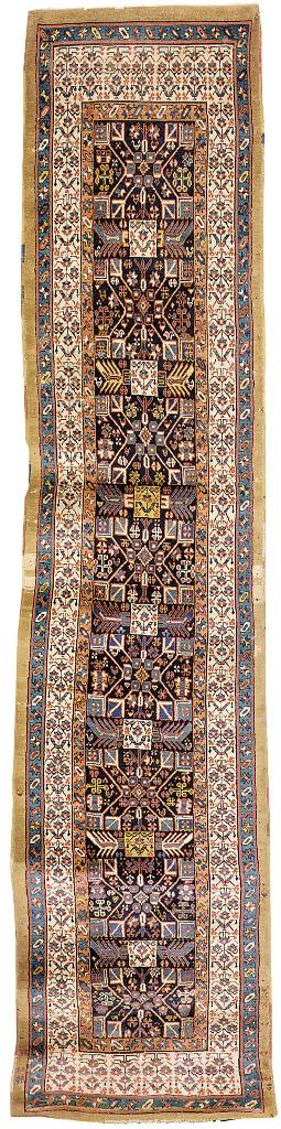 An antique Bakshaish runner, North-West Persia