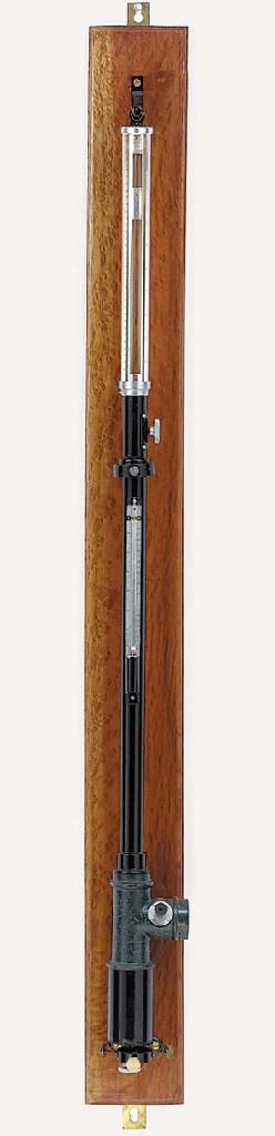 An Abraham's patent barometer,
