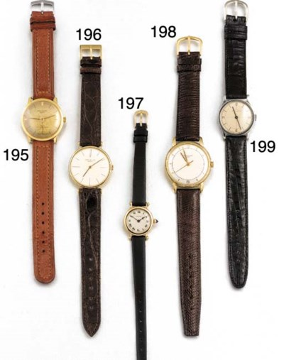 PATEK PHILIPPE & CO, A STAINLE