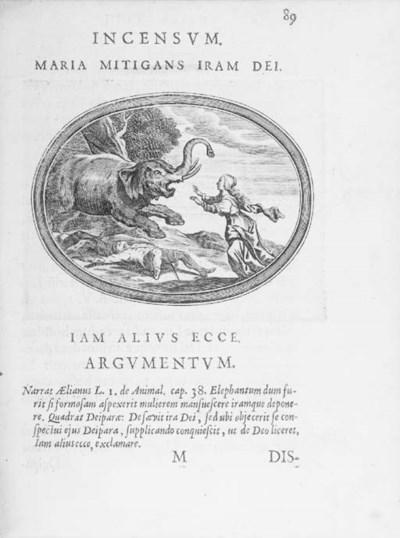 SEBASTIANUS a Matre Dei.  Firm