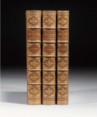 SCARRON, Paul (1610-60).  Le R