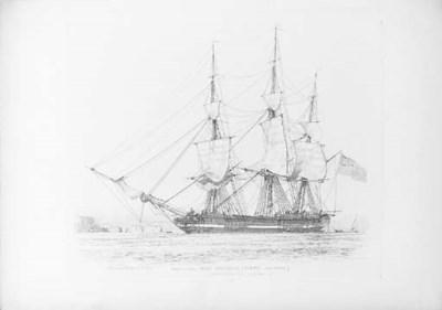 COOKE, Edward William (1811-18
