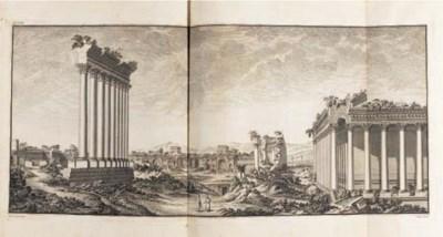 WOOD, Robert (1717?-1771).  Th