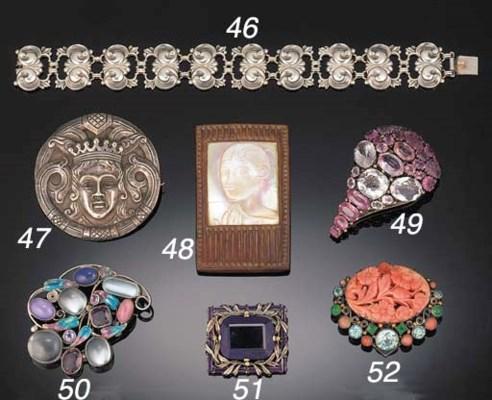 A W.M.F. silver bracelet