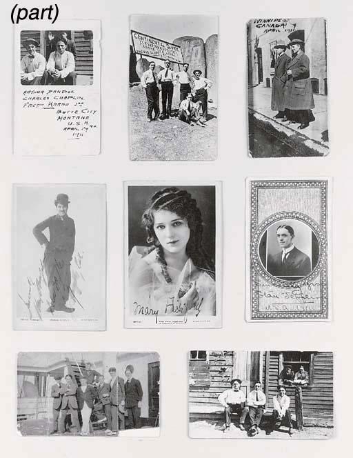 Charlie Chaplin, Karno's Co. A
