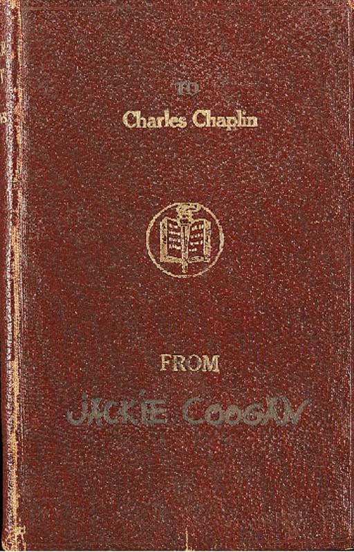 Charlie Chaplin/Jackie Coogan