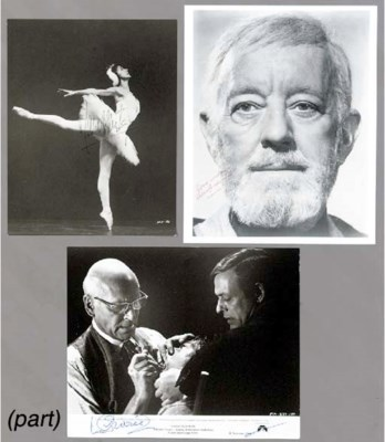 Film And Ballet Stars