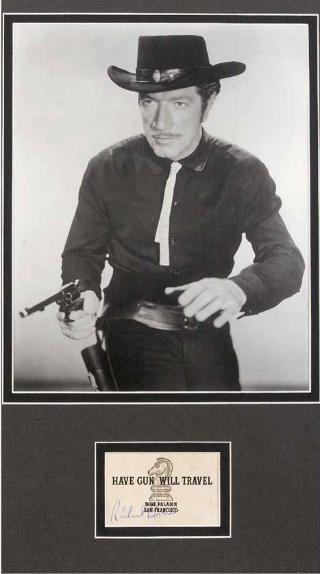 Have Gun, Will Travel/Richard