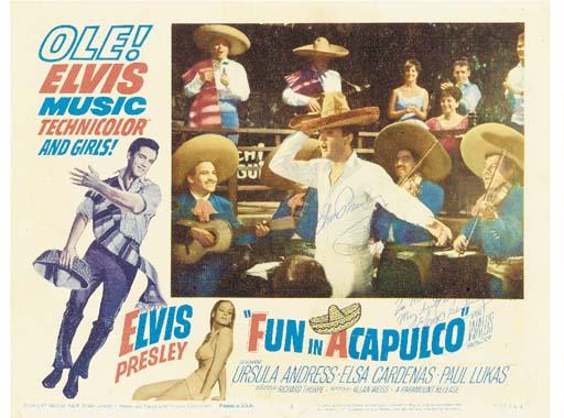 Fun In Acapulco, 1963/Elvis Pr