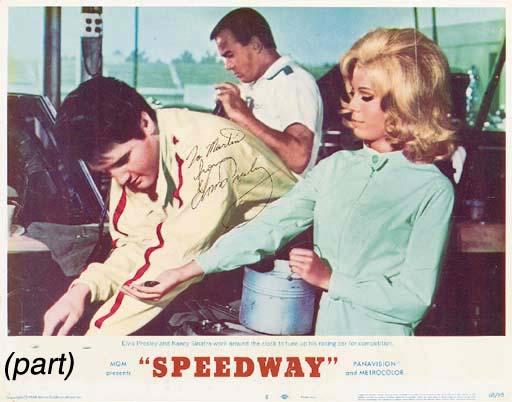 Speedway, 1968/Elvis Presley
