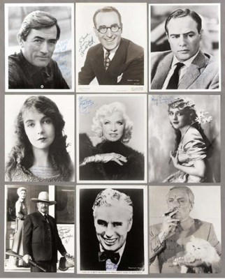 Film Stars, Producers And Ente