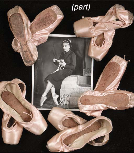 Dame Margot Fonteyn