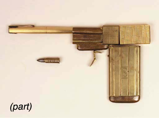 The Man With The Golden Gun, 1