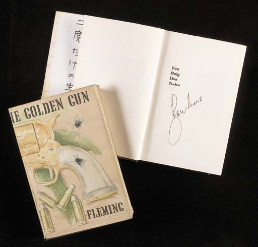 Ian Fleming/Roger Moore