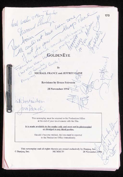 GoldenEye, 1995