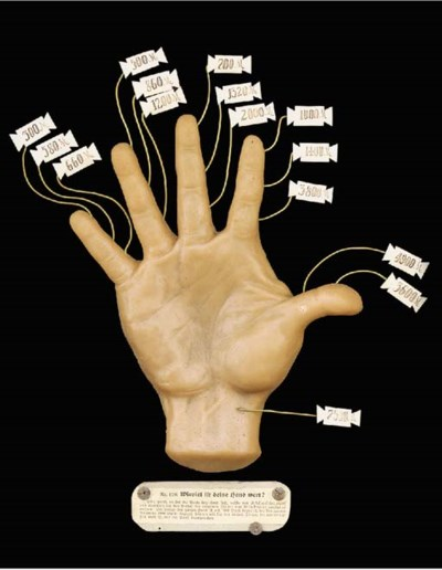 How much is your hand worth?
